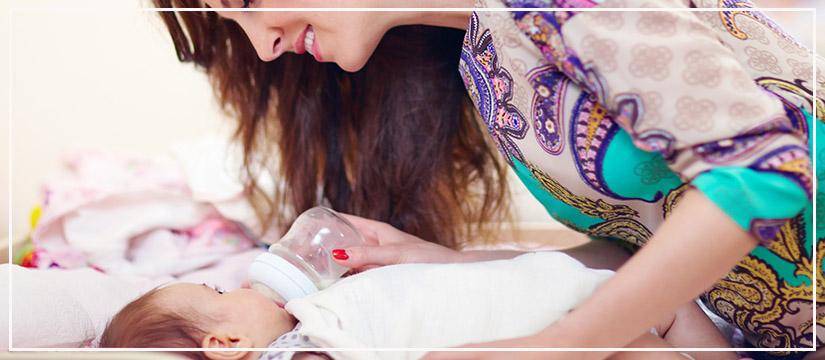 الرضاعة الصناعية تجارب فطام الأطفال من الرضاعة الصناعية ونصائح لكل أم